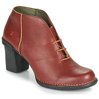 kengät Naiset Saappaat El Naturalista CAPRETTO Brown