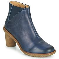 kengät Naiset Nilkkurit El Naturalista IRIS Sininen