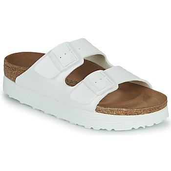 kengät Naiset Sandaalit Papillio ARIZONA GROOVED Valkoinen
