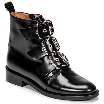 kengät Naiset Bootsit Jonak DIRCE BIS Musta