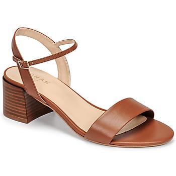 kengät Naiset Sandaalit ja avokkaat Jonak ANKER Ruskea