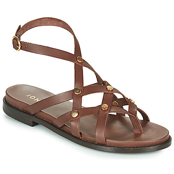 kengät Naiset Sandaalit ja avokkaat Jonak WHITNEY Ruskea