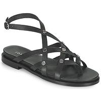 kengät Naiset Sandaalit ja avokkaat Jonak WHITNEY Musta