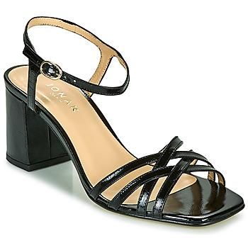 kengät Naiset Sandaalit ja avokkaat Jonak VICTORINE Musta