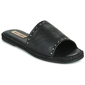 kengät Naiset Sandaalit Pare Gabia ROPLINE Black