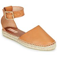 kengät Naiset Sandaalit ja avokkaat Pare Gabia VP BUCKLE Camel