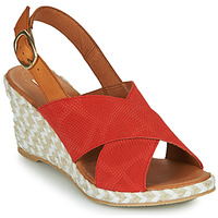 kengät Naiset Sandaalit ja avokkaat Pare Gabia NAMEE Orange