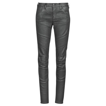vaatteet Naiset Skinny-farkut G-Star Raw 5620 Custom Mid Skinny wmn Dk