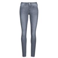 vaatteet Naiset Skinny-farkut G-Star Raw Lynn d-Mid Super Skinny Wmn Sininen