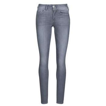 vaatteet Naiset Skinny-farkut G-Star Raw Lynn d-Mid Super Skinny Wmn Blue