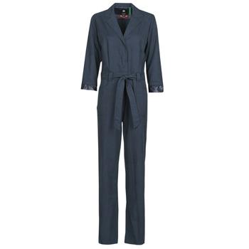 vaatteet Naiset Jumpsuits / Haalarit G-Star Raw Workwear pj jumpsuit 34 slv wmn Sininen