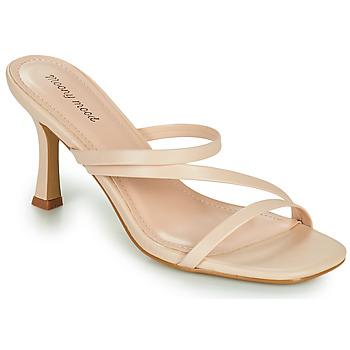 kengät Naiset Sandaalit Moony Mood OBIUTI Nude