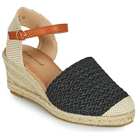 kengät Naiset Sandaalit ja avokkaat Moony Mood OCUTE Musta