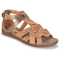 kengät Tytöt Sandaalit ja avokkaat Bisgaard CELINE Kulta