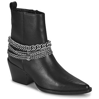 kengät Naiset Saappaat Bronx JUKESON Musta