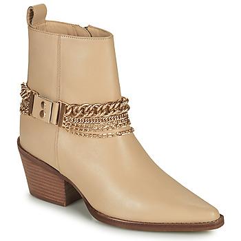 kengät Naiset Saappaat Bronx JUKESON Beige