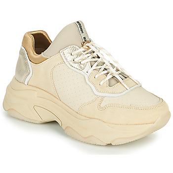 kengät Naiset Matalavartiset tennarit Bronx BAISLEY Beige