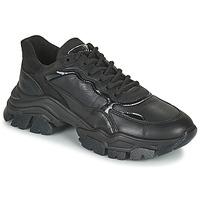 kengät Naiset Matalavartiset tennarit Bronx TAYKE OVER Musta