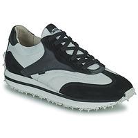 kengät Naiset Matalavartiset tennarit Bronx MA TRIXX Musta / Valkoinen