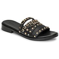 kengät Naiset Sandaalit ja avokkaat Bronx THRILL Musta