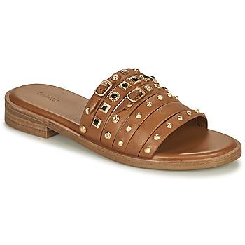 kengät Naiset Sandaalit ja avokkaat Bronx THRILL Ruskea / Kulta