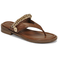 kengät Naiset Sandaalit ja avokkaat Bronx NEW THRILL Ruskea / Kulta