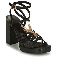 kengät Naiset Sandaalit ja avokkaat Bronx NEW RENEE Musta