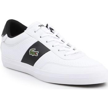 kengät Miehet Matalavartiset tennarit Lacoste Court-Master 119 2 CMA 7-37CMA0012147 white, black