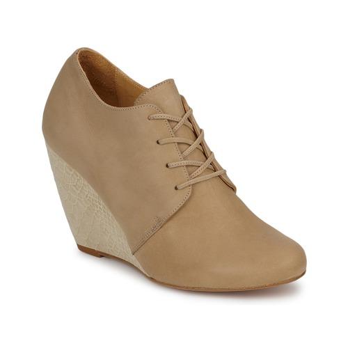 kengät Naiset Nilkkurit D.Co Copenhagen EMILY Creme