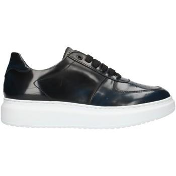 kengät Miehet Korkeavartiset tennarit Exton 956 Blue