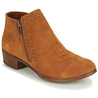 kengät Naiset Bootsit Minnetonka BRIE BOOT Brown