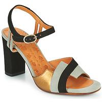 kengät Naiset Sandaalit ja avokkaat Chie Mihara Bega Black / Grey