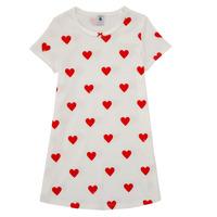 vaatteet Tytöt pyjamat / yöpaidat Petit Bateau MARAMA Monivärinen