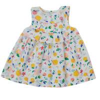 vaatteet Tytöt Lyhyt mekko Petit Bateau MELIANA Monivärinen