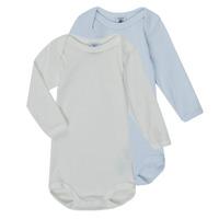 vaatteet Pojat pyjamat / yöpaidat Petit Bateau A00AR-00 Monivärinen