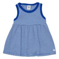 vaatteet Tytöt Lyhyt mekko Petit Bateau MEMBO Monivärinen