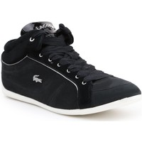 kengät Naiset Matalavartiset tennarit Lacoste Missano MID W6 SRW 7-27SRW1201024 black
