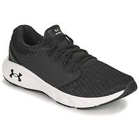 kengät Miehet Juoksukengät / Trail-kengät Under Armour CHARGED VANTAGE Musta / Valkoinen