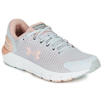 kengät Naiset Juoksukengät / Trail-kengät Under Armour CHARGED ROGUE 2.5 Lohi / Harmaa
