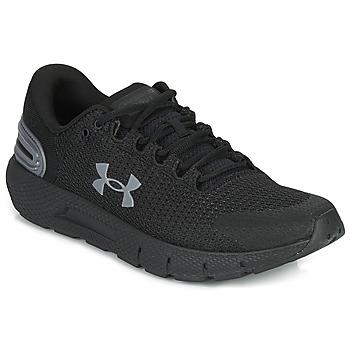 kengät Miehet Juoksukengät / Trail-kengät Under Armour CHARGED ROGUE 2.5 RFLCT Musta