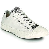 kengät Naiset Matalavartiset tennarit Converse CHUCK TAYLOR ALL STAR DIGITAL DAZE OX Valkoinen / Musta