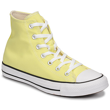 kengät Naiset Korkeavartiset tennarit Converse CHUCK TAYLOR ALL STAR SEASONAL COLOR HI Yellow