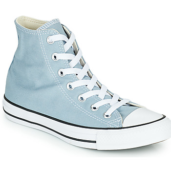 kengät Naiset Korkeavartiset tennarit Converse CHUCK TAYLOR ALL STAR SEASONAL COLOR HI Blue