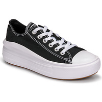 kengät Naiset Matalavartiset tennarit Converse CHUCK TAYLOR ALL STAR MOVE CANVAS COLOR OX Black