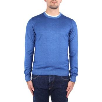 vaatteet Miehet Neulepusero La Fileria 22792 55167 Blue
