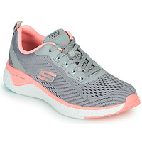kengät Naiset Fitness / Training Skechers SOLAR FUSE COSMIC VIEW Grey / Pink