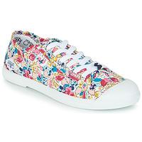 kengät Naiset Matalavartiset tennarit Le Temps des Cerises BASIC 02 Monivärinen