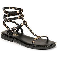 kengät Naiset Sandaalit ja avokkaat Les Tropéziennes par M Belarbi CORALIE Musta