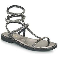 kengät Naiset Sandaalit ja avokkaat Les Tropéziennes par M Belarbi COROL Musta