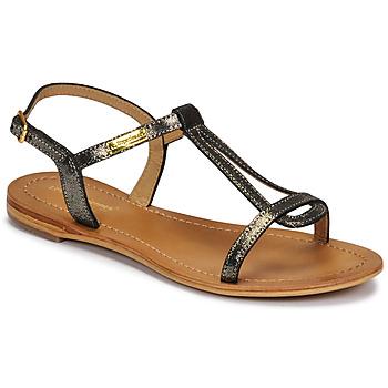 kengät Naiset Sandaalit ja avokkaat Les Tropéziennes par M Belarbi HAMAT Musta